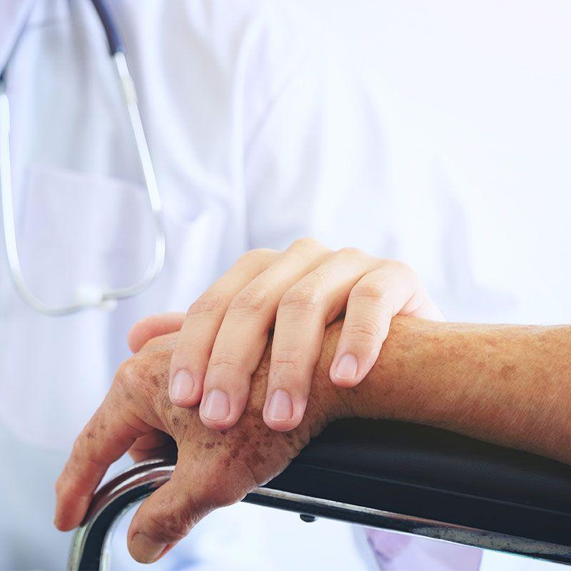 El alzheimer como constitutivo de gran invalidez