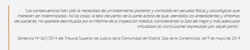 negligencias medicas neurocirugia casos reales bufete abogados expertos errores medicos neurocirugia barcelona madrid errores medicos neurocirugia barcelona madrid abogados mala praxis medica neurocirugia