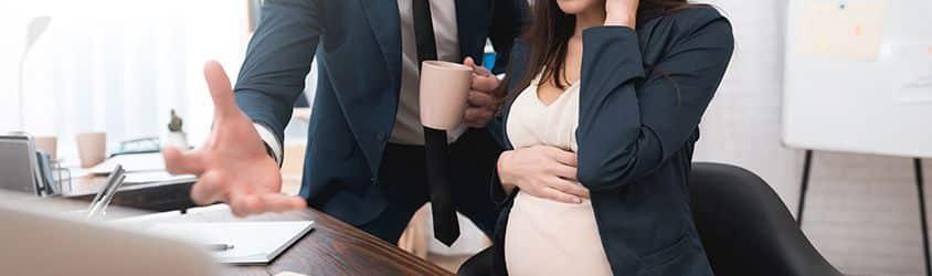 Despido objetivo de trabajadora embarazada o en situación de reducción de jornada